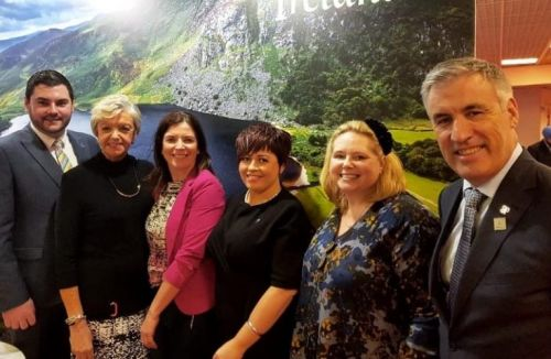 Targeting luxury travellers for the island of Ireland