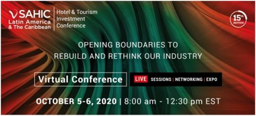 SAHIC Virtual Conference 2020 is going to enlighten Latin American and the Caribbean community