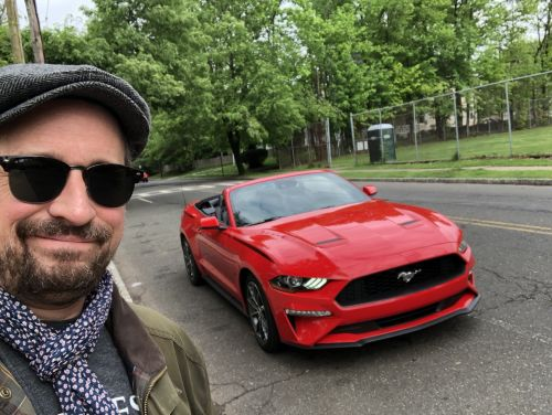 I've driven 3 totally different Mustangs in the past year - and this one was my favorite