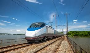 Amtrak Refreshes Interiors of Acela Express Trains