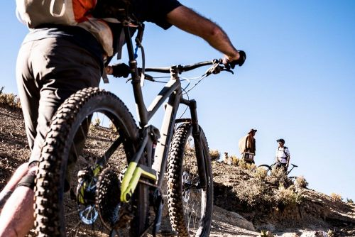 MTB for Newbies: Take the road less traveled