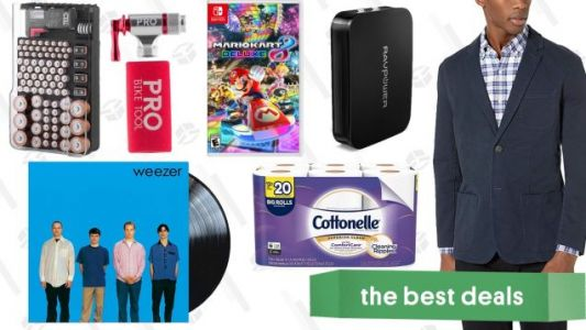 Sunday's Best Deals: Bike Tools, Menswear, USB-C Chargers, Kindle Books, and More