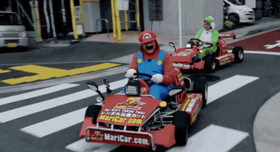 Nintendo Wins Lawsuit Against Tokyo's Totally Unofficial Mario Kart