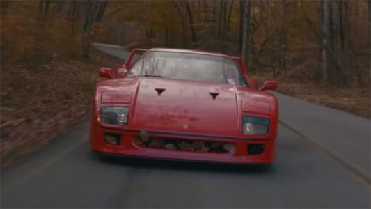 Never Pass an Opportunity to Hear a Ferrari F40