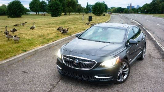 Buick Needs to Embrace Its Boat Dad Image