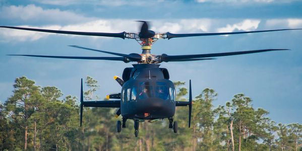 The Army is looking for a replacement for the Black Hawk helicopter, and test pilots like what they see
