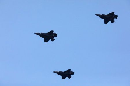 Israel says it's the first country to use the US-made F-35 in combat
