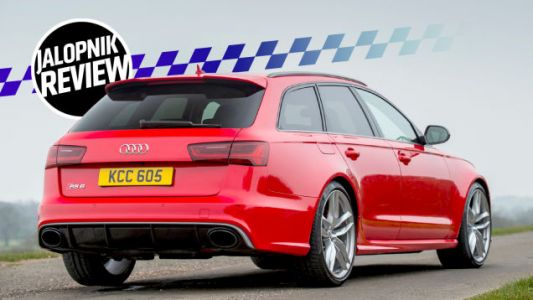 The 2018 Audi RS6 Performance Is The Ultimate Audi Wagon Right Now