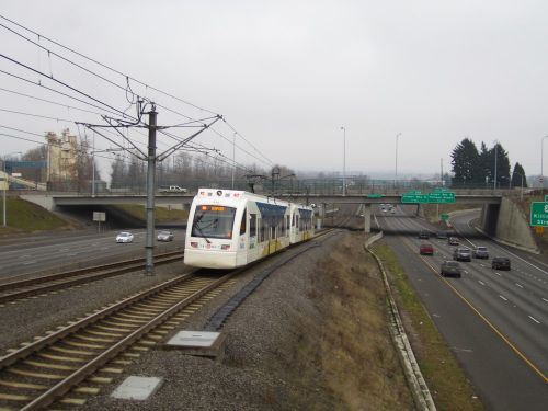 Trimet Parkrose/Sumner Transit Station - The good, bad and ugly