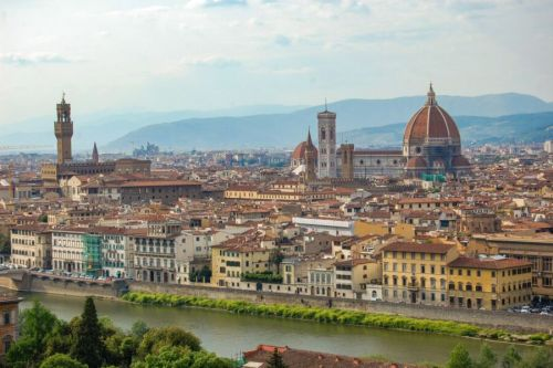 Daily Dose of Europe: Florence - City of Art