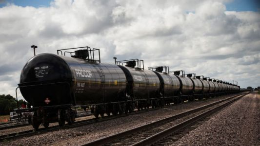 The Trump Administration Is Rolling Back Safety Regulations for Explosive Oil Trains