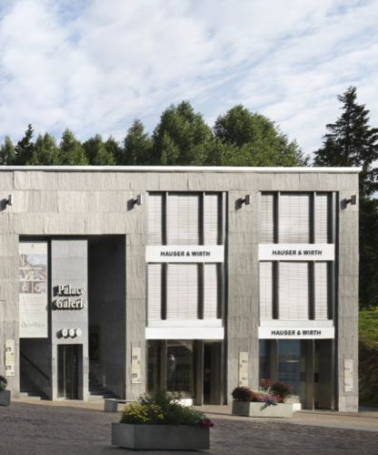 The Acclaimed Art Gallery Moving to St. Moritz