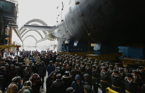 Russia's Newest Yasen-Class Attack Submarines Are the Equal of America's Subs