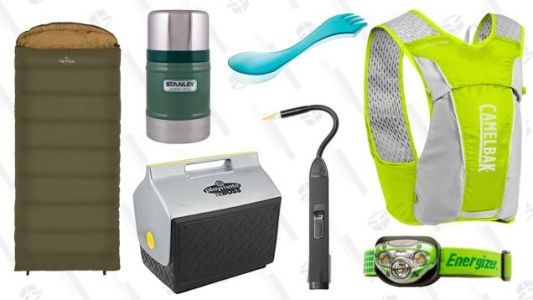 Save on CamelBak, Stanley, and Igloo Camping Gear