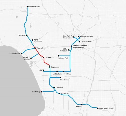 The Boring Company will offer $1 rides in LA tunnels