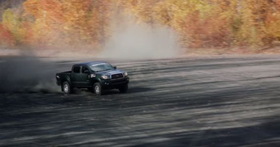 Hell Yeah A Toyota Tacoma Can Rally