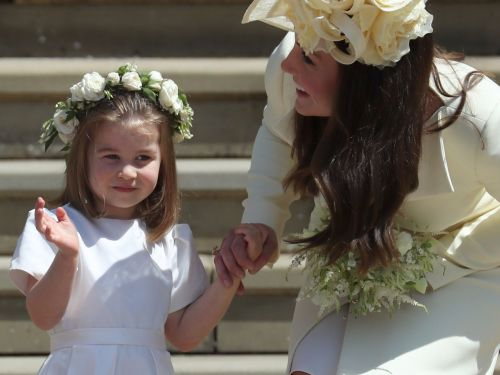 Princess Charlotte just snagged an important role in Princess Eugenie's upcoming wedding