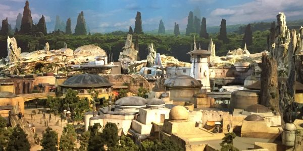Toy Story Land gives us our best look at the new Star Wars land coming to Disney World next year