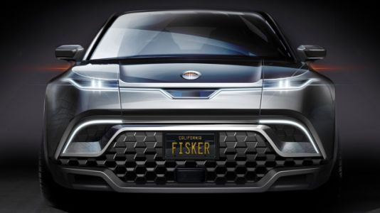 Fisker's Electric SUV Has a Gigantic Jaw
