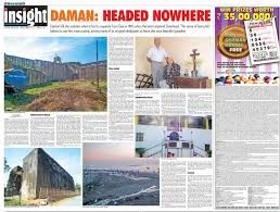 Small businesses of Daman gets negative impact due to drop in tourism