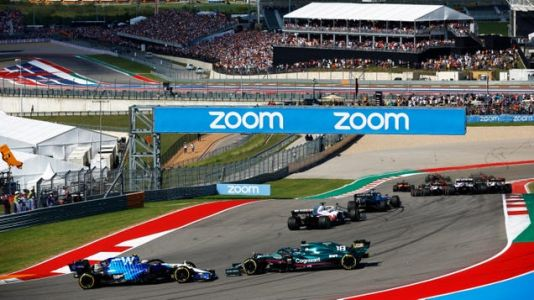 The United States Grand Prix Really Was That Packed