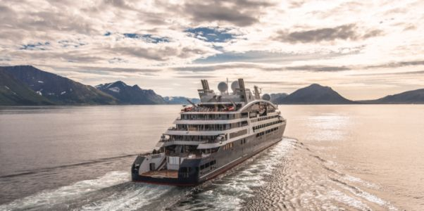 Ponant Announces Gastronomic Cruises with Relais & Châteaux