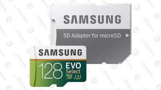 All of Samsung's Ultra-Fast MicroSD Cards Just Dropped to New Low prices