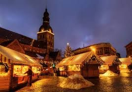 Travel warning by U.K. for Christmas markets across Europe