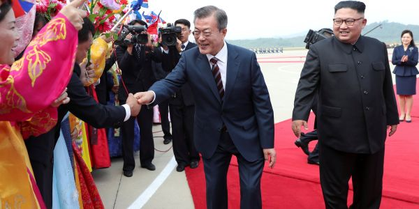 South Korean and North Korean leaders meet for their third and possibly most challenging summit