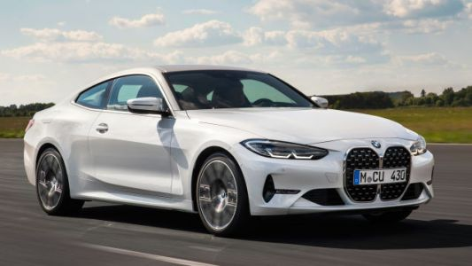 The Base 2021 BMW 4 Series Actually Looks Good