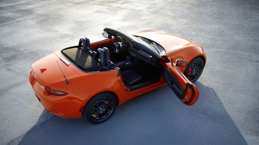The 30th Anniversary MX-5 is Already Sold Out