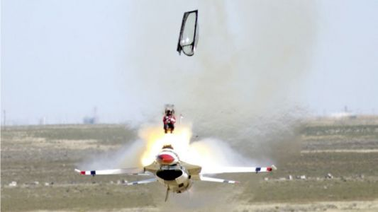 Boeing Will Sell You An Ejection Seat