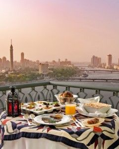 Family, Friends and Blessed Nights Under the Stars This Ramadan at Four Seasons Hotel Cairo