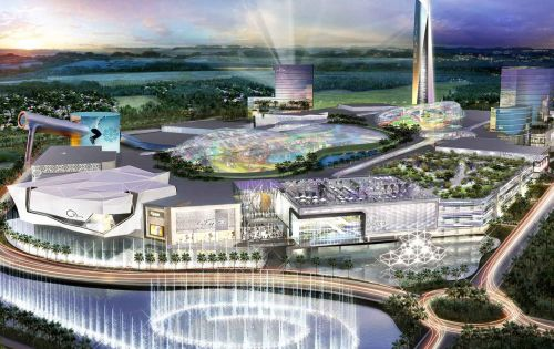 The largest mall in the US is coming to Miami, and it will have a massive indoor water park and ice rink