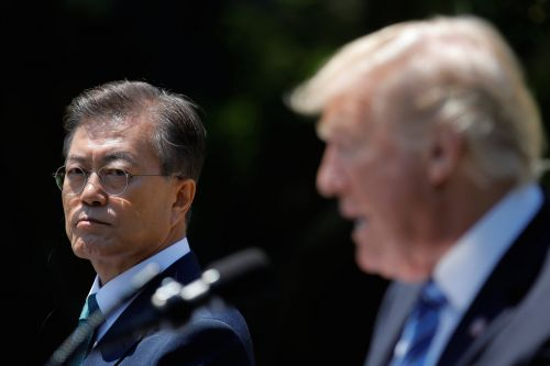 South Korea's president calls midnight emergency meeting after Trump cancels North Korea summit