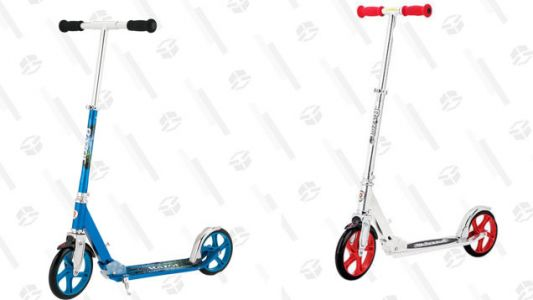 You Could Probably Commute to Work on This $50 Scooter