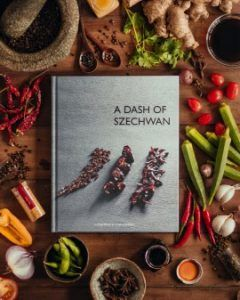 """""""A Dash of Szechwan"""" by Chef Chen Kentaro Lauded as One of The World's Best Cookbooks in the 24th Gourmand World Cookbook Awards"""