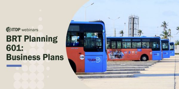 BRT Planning 601: Business Plans