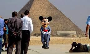 "The ""Travel World Cup"" poll nominated Egypt as the voters' most popular travel destination"