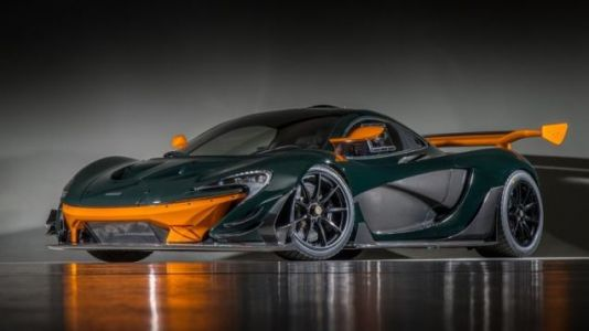 It is Criminal That This McLaren P1 GTR has Never Seen a Race Track and This is Your Opportunity to Fix That