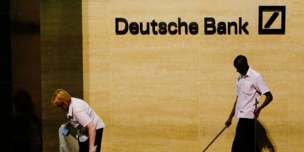 A top Deutsche Bank shareholder is reportedly going to unload its $10 billion stake