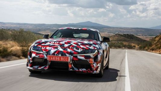 The First Production 2019 Toyota Supra Will Go to a Charity Auction