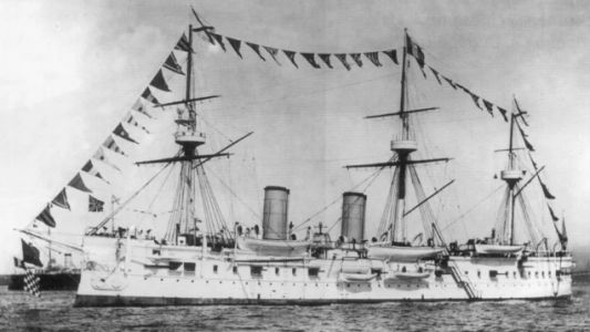 Sunken Warship Said to Have Billions in Gold Looks Like It Was a Cryptocurrency Scam