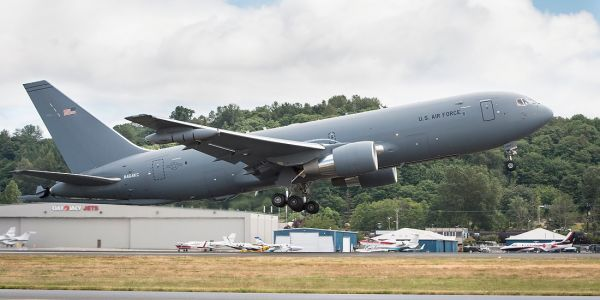 The Air Force says the struggling KC-46 tanker program has completed the final tests needed for delivery
