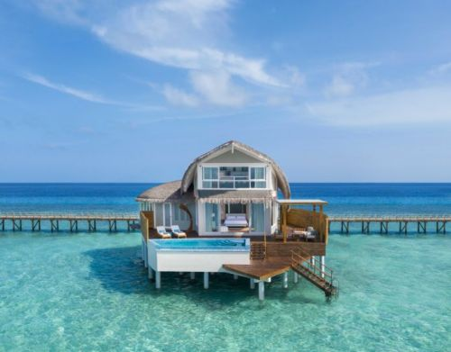 JW Marriott Maldives Resort & Spa is Officially Open
