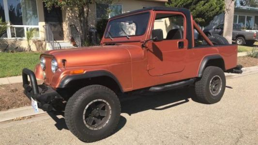 At $14,500, Could This 1983 Jeep CJ-8 Get you Scrambling for Your Checkbook?