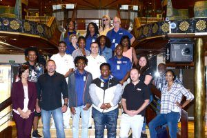 Carnival Elation Hosts Day of Fun for Big Brothers Big Sisters of Jacksonville