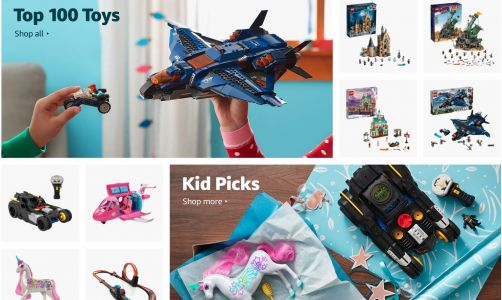 Toy brands are reportedly paying Amazon millions of dollars for the chance to be featured in its annual holiday gift guide