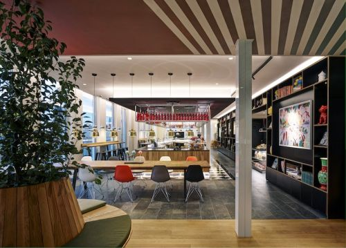 Copenhagen Adds citizenM to City Lodging