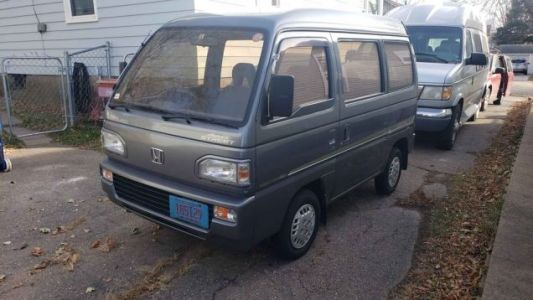 Honda Acty Van, BMW 525iT, International 3800: The Dopest Vehicles I Found For Sale Online